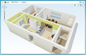 floor planner tools for planning a space in 3d house