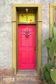 door accent colors for greenish gray chartreuse neon yellow pink gray i so want to paint my front