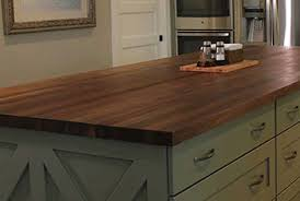 kitchen islands with butcher block tops butcher block countertops mcclure tables