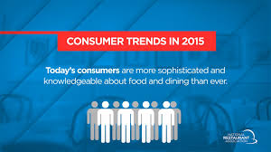 top consumer restaurant trends in 2015 youtube