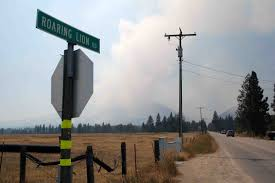 Bc Wildfire Act Regulations by Western U S Enters Era Of Megafires Scientist Warns Missoula