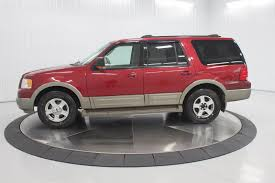 ford expedition red 2004 ford expedition eddie bauer for sale in mason city ia