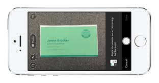 Scan Business Cards Android How To Capture Handwriting And Scan Documents With Your Phone