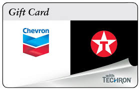 gas gift card 50 chevrontexaco gas gift card for only 46