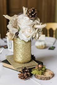 glamorous gold halloween wedding whimsical wonderland weddings