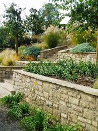 hillside home designs how to turn steep backyard intod garden hillside home plans slope