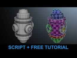 uv layout video tutorial uv mapping in maya 2018 with 3d cut and sew tool free tutorial