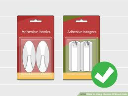 hanging without nails how to hang shelves without nails 11 steps with pictures