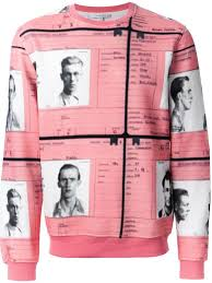 carven mugshot print sweatshirt where to buy u0026 how to wear