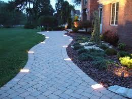 solar led walkway lights walkway lights solar led path lights solar lighting plow hearth