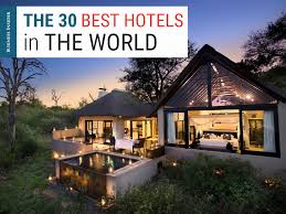 100 Beautiful Places In The World Top 10 Honeymoon by The Best Hotels In The World 2015 Business Insider