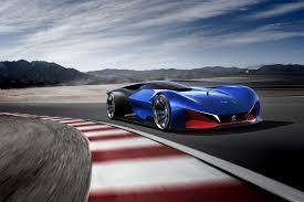 peugeot new 2016 peugeot unveils l500 r hybrid phev racing concept car