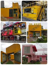 container house for labor camp hotel office workers market china