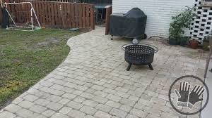 How To Lay Patio Pavers On Dirt by Savannah Residential U0026 Commercial Property Services