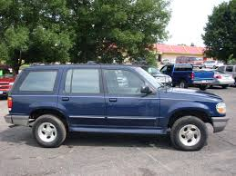 Ford Explorer 1990 - 1996 ford explorer information and photos zombiedrive