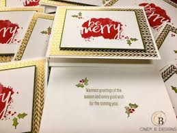 Paper Craft Christmas Cards - every good wish 10 in 20 christmas cards video paper craft