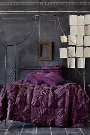 Gray And Purple Bedroom by 149 Best Colors Grey Gray Purple Images On Pinterest Spaces
