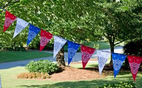 Red White And Blue Home Decor by 13 Most Festive Décor Ideas For A Successful Memorial Day