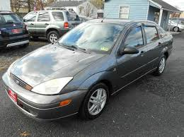 2001 ford focus craigslist 2002 ford focus for sale carsforsale com