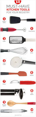 wedding registry for tools 10 must kitchen tools for your registry weddings kitchens
