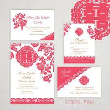 best 25 chinese wedding invitation ideas on pinterest chinese