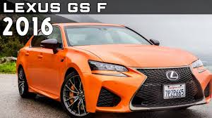lexus rc release date 2016 lexus gs f review rendered price specs release date youtube