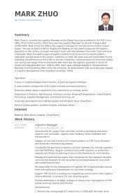 Logistics Job Description Resume by Download Logistics Manager Resume Haadyaooverbayresort Com