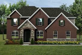 Colonial Vs Craftsman by Mi Barclay Side Entry Lombardo Homes