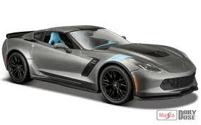 special edition corvette 1 24 special edition the 2017 corvette grand sport