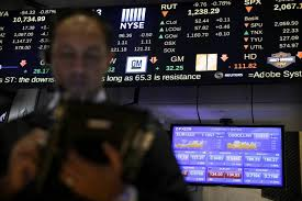 nyse resumes trading after halt technical glitch ny daily news