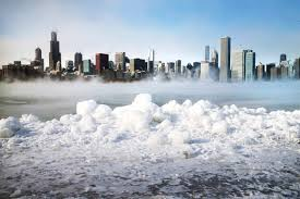 Michigan Snow Cam Map by Polar Vortex Freezes Everything Traps Amtrak Passengers For More