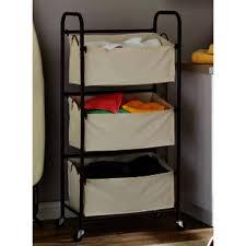 laundry separator hamper better homes u0026gardens 3bag vertical laundry sorter walmart com