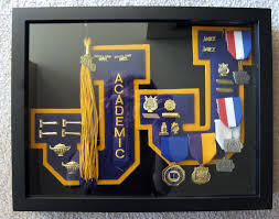 graduation shadow box of cats and cardstock graduation shadow box