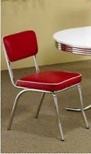coaster home furnishings contemporary dining chair red set of 2 ebay