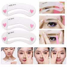 Shaping Eyebrows At Home Compare Prices On Eyebrow Shape Guide Online Shopping Buy Low