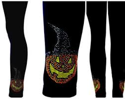 Plus Size Skeleton Leggings Witch Leggings Etsy