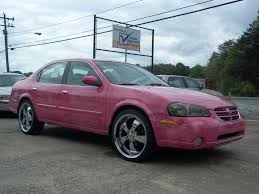 nissan pink pink nissan maxima pink car http www iseecars com used car