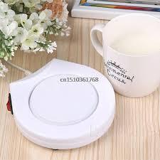 chauffage bureau chaude bureau maison utiliser électrique chauffe tasse café lait