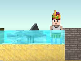post your biggest shark pics pictures the blockheads