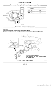 nissan murano radiator replacement nissan 300zx 1985 z31 engine lubrication and cooling system