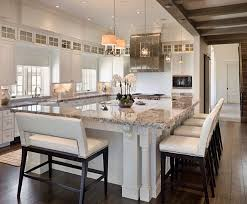How To Design A Kitchen Island With Seating by Best 25 Raised Kitchen Island Ideas On Pinterest Kitchen Island