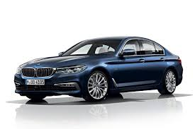 new 2017 bmw 5 series revealed lighter quicker more advanced by
