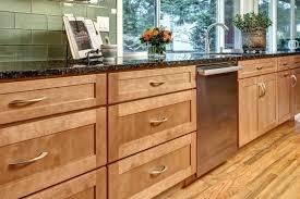 luxury cherry shaker kitchen cabinets natural aaod0gcj7jpg full