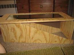 Plywood Coffee Table Plywood Coffee Table By Kshipp Lumberjocks Woodworking