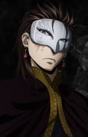 silver mask silver mask arslan senki myanimelist net