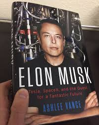 biography book elon musk new elon musk bio an up close look at the billionaire s extreme