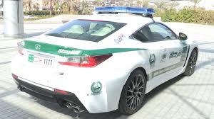 lexus rc quarter mile dubai police add lexus rc f to the fleet autoweek