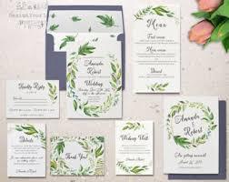 wedding invitation packages wedding invitation set marialonghi