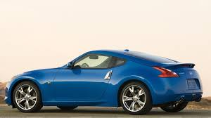 nissan gtr roman atwood nissan 370z in blue side pose wallpaper