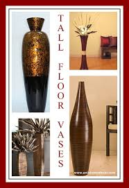 Living Room Floor Vases 14 Tall Floor Vases To Make A Bold Impression Uniq Home Decor